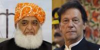 Pm Imran Khan Criticized On Maulana Fazlur Rehman