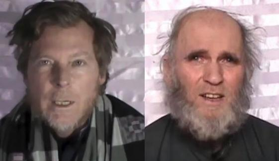 Two Foreign Professors Released By Afghan Taliban