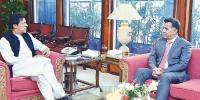 Pm Meets Dg Isi On Important Issues