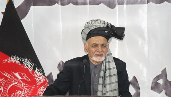 افغان صدر اشرف غنی کا داعش کیخلاف فتح کا اعلان