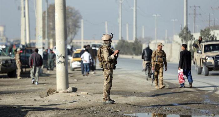 افغانستان: امریکی ہیلی کاپٹر گر کر تباہ 2 فوجی ہلاک