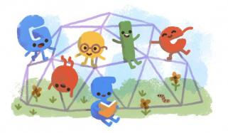 Google Celebrates Childrens Day With Doodle