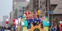 Santa Claus Parade Toronto 2019