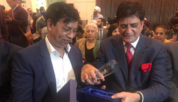 کرتارپور راہداری کھولنے پر وزیر اعظم کیلئے ایوارڈ