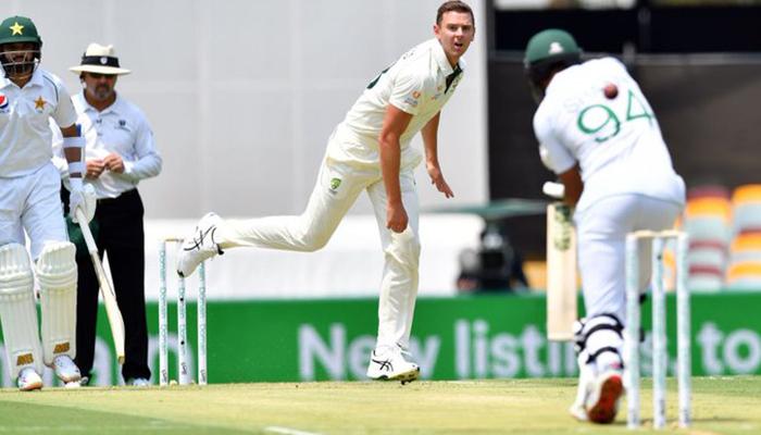پہلاٹیسٹ، پاکستان کا آسٹریلیا کے خلاف بیٹنگ  میں اچھا آغاز