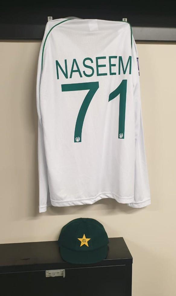 نسیم شاہ نے آسٹریلیا میں تاریخ رقم کردی