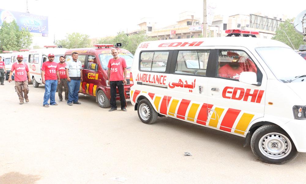 کراچی: چھری کے وار، فائرنگ، حادثہ، 1شخص ہلاک، 2 زخمی