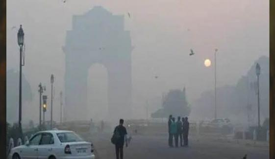 Indias Smog Bound Capital Suffers Most Hazardous Air