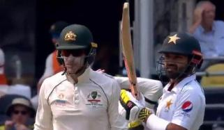 Paine Loves Rizwan Scent And Sarfaraz Sweep