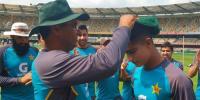 Debutant Naseem Shah Makes A History In Australia