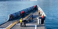 Pak Bahrias Two Ship Visit Turkey