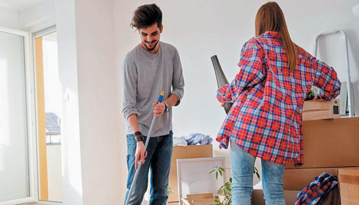گھر کی صفائی، صحت کی ضامن