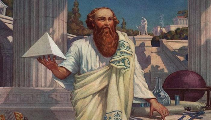 پہلا یونانی سائنس دان 'فیثا غورث'