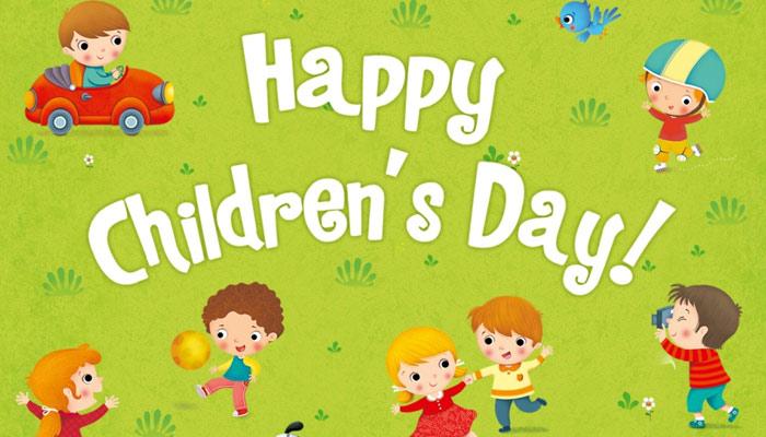 بچوں کا عالمی دن