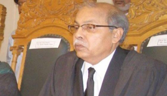 Summary To Appoint Justice Gulzar As New Cjp Sent To Pm Imran