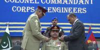 Lt Gen Moazzam Ejaz Assumes Mantle Of Corps Of Engineers