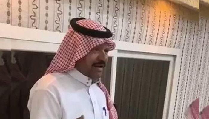 سعودی عرب میں مقیم پاکستانی کارکن کے اعزاز میں تقریب