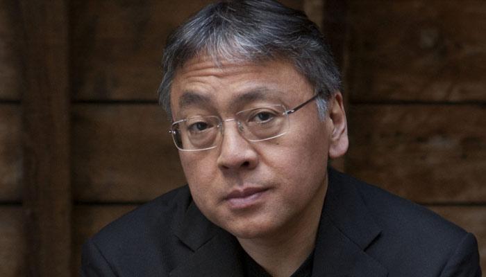 جاپانی نژاد برطانوی ادیب 'کازواواِشیگورو'