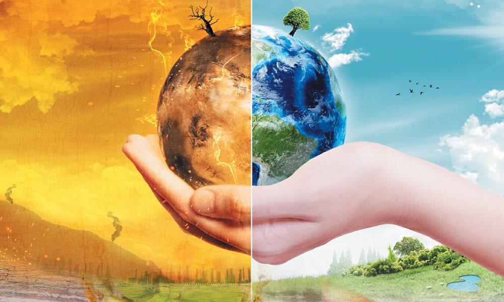 عالمی ماحولیاتی تبدیلی اور پاکستان