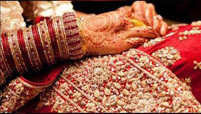 بھارت، دولہے کا چہرہ دیکھ کر دلہن کا شادی سے انکار