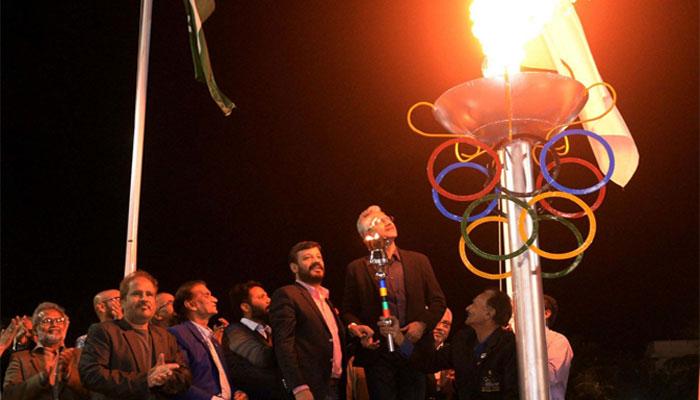 منی اولمپک کا انعقاد معید انور کا کارنامہ ہے، میئرکراچی