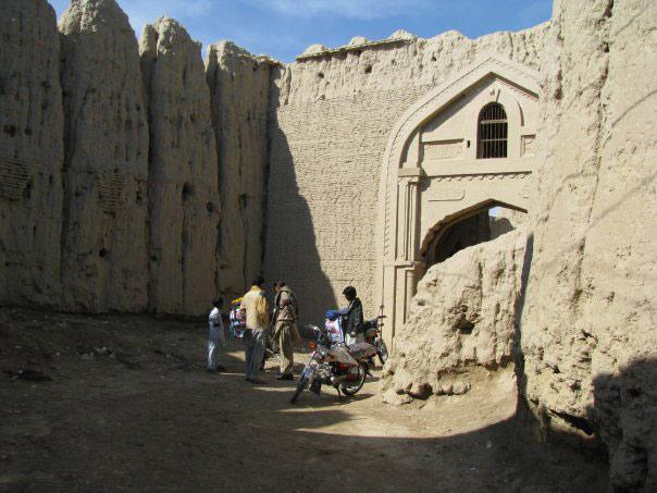 'دلیل کوٹ' گولائی میں بنا قلعہ، تعمیراتی فن کا منفرد شاہکار