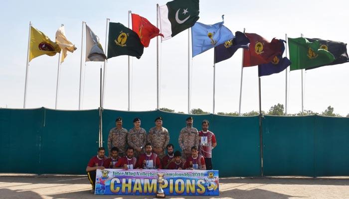 کراچی: قائد اعظم رینجرز اسپشل چلڈرن اسکول میں اسپورٹس گالا