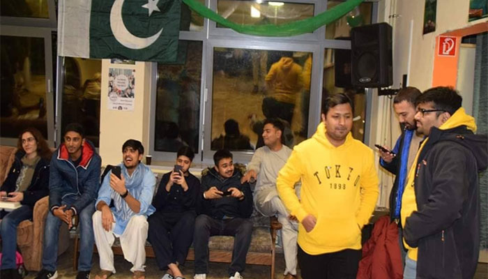 جرمن شہر کیمنٹس میں ثقافتی پروگرام پاکستان نائٹ منعقد