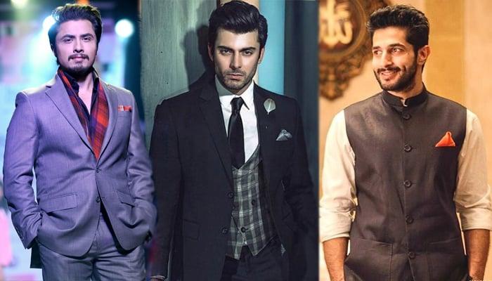پاکستان کا پرکشش ترین مرد کون؟