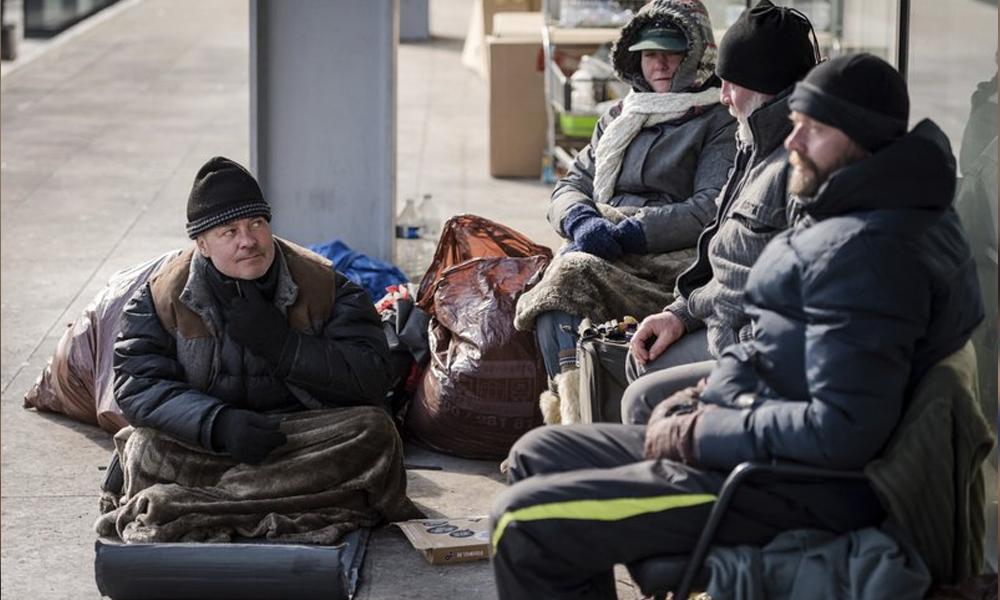 بیلجیئم ، سردی کے باعث غربت بڑھنے کا خدشہ