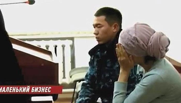 قازقستان: اسپورٹس بیگ میں بچی کو رکھ کراغواکرنے والی خاتون گرفتار