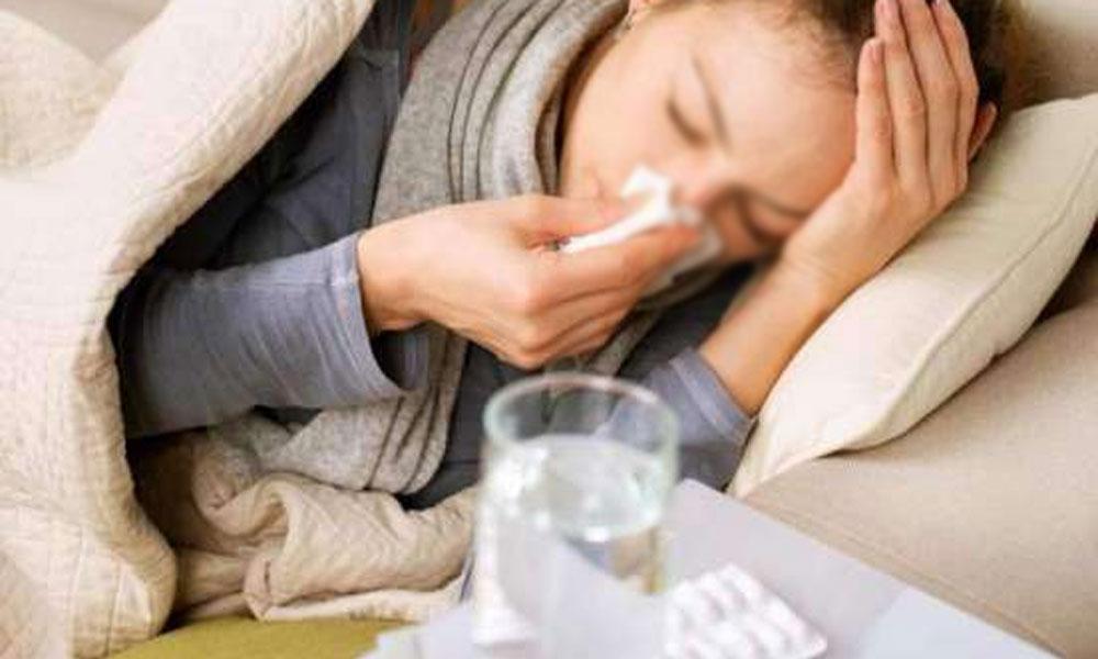 کراچی میں سرد موسم کیساتھ بیماریاں بڑھ گئیں