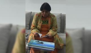 A Meeting With Kishwar Naheed