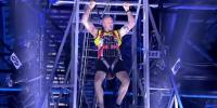 Fastest Explosive Pull Up Ascent Salmon Ladder Guinness Record