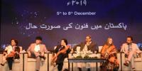 International Urdu Conference Conversation On Condition Of Art In Pakistan