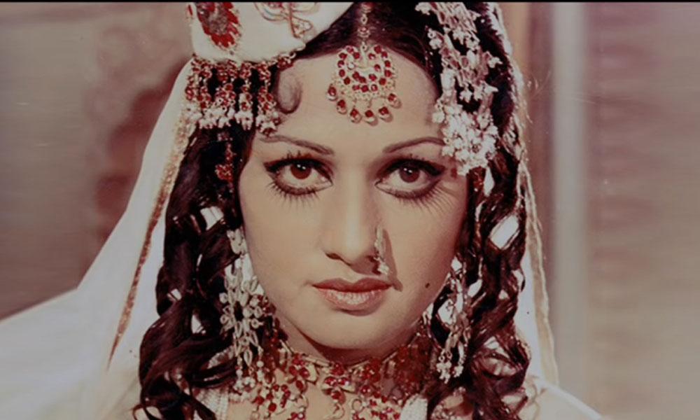 مرحوم اداکارہ رانی کی 73ویں سالگرہ