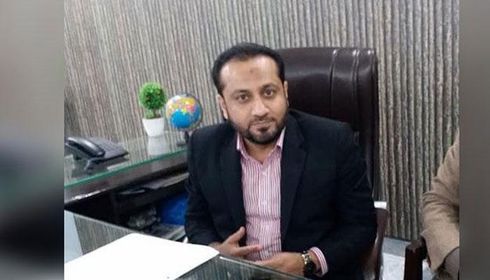 مسلم لیگ ن نے رہنما ٹریفک حادثے میں زخمی