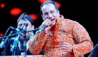 Rahat Fateh Ali Khan Celebrating His Birhtday