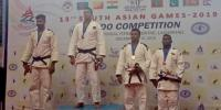 South Asian Games Pakistan Bag Two Gold In Judo