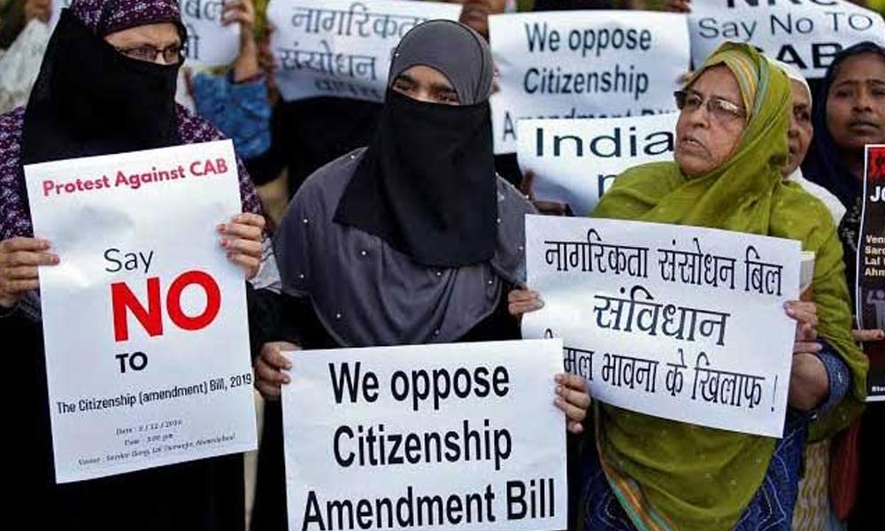 بھارت، متنازع سٹیزن شپ بل کی منظوری کیخلاف احتجاج