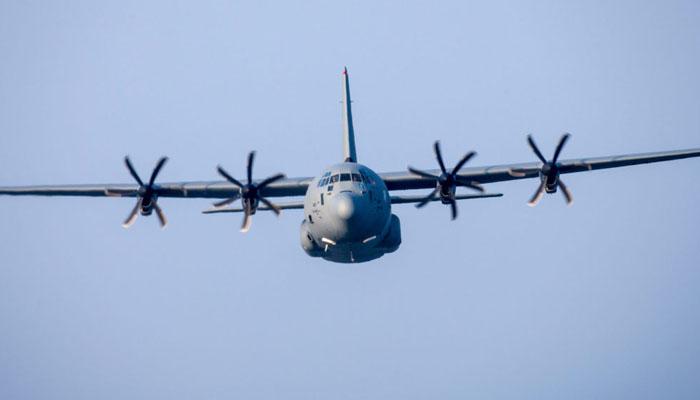 چلی کا فوجی طیارہ لاپتا ہوگیا
