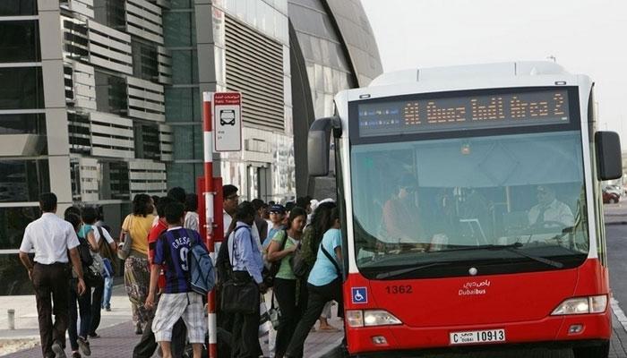 دبئی: بس میں سفر کے دوران یہ غلطیاں باعث جرمانہ ہیں