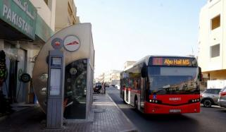 You Will Be Fined If You Do These Errors While Travelling On Bus In Dubai