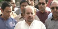 Firdous Shamim Naqvi Writes Letter To Chief Secretary Sindh On Transfer Of 2 Sps