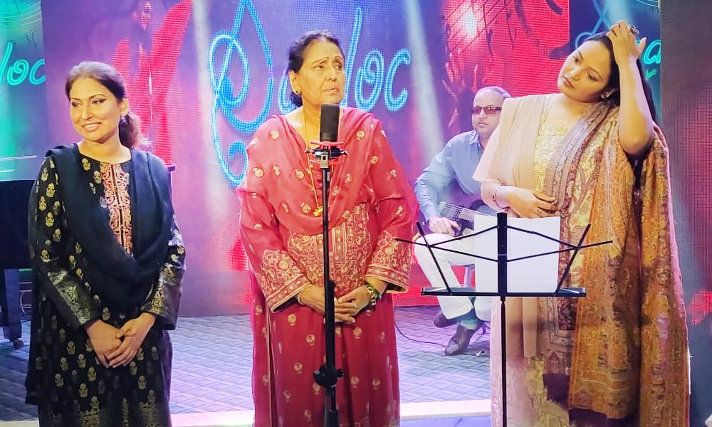 صدارتی ایوارڈ یافتہ گلوکارہ 'ثریا ملتانیکراور'کی کہانی
