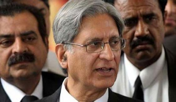 Aitzaz Ahsan Shocked On Lawyers Lahore Hospital Attack