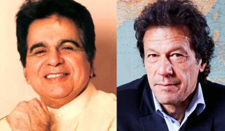 Dilip Kumar Words About Imran Khan
