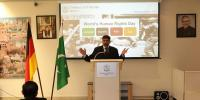 Pakistan Embassy In Berlin Held Event On World Human Rights Day