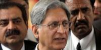 Aitzaz Ahsan Shocked On Lawyers Lahore Hospital Attack