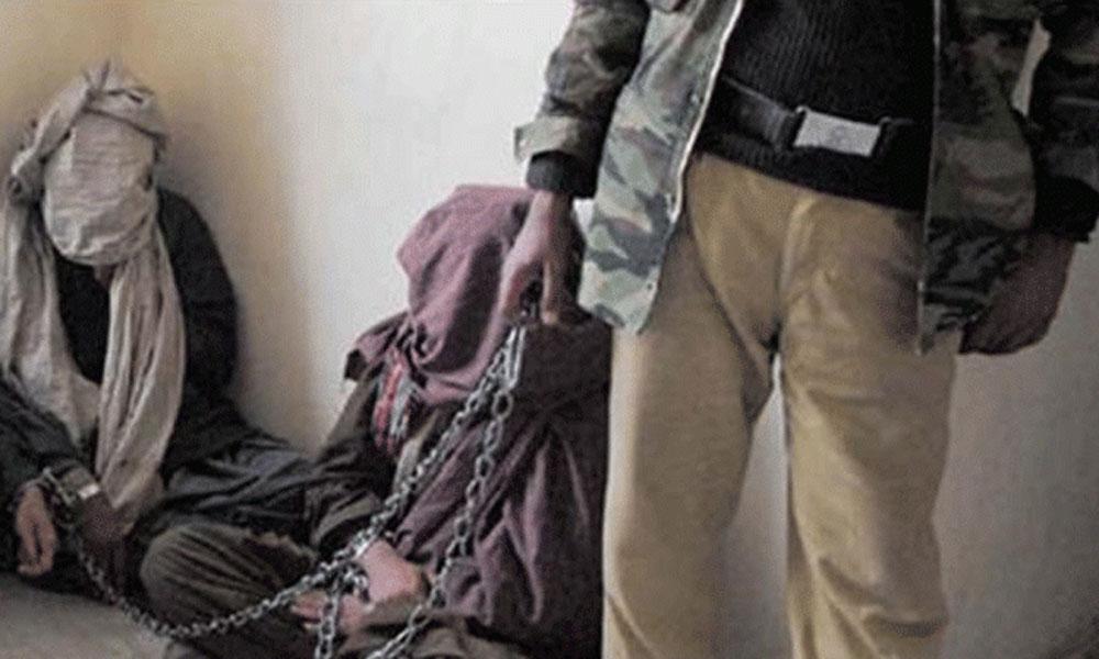 کراچی، مختلف علاقوں سے 8 ملزمان گرفتار